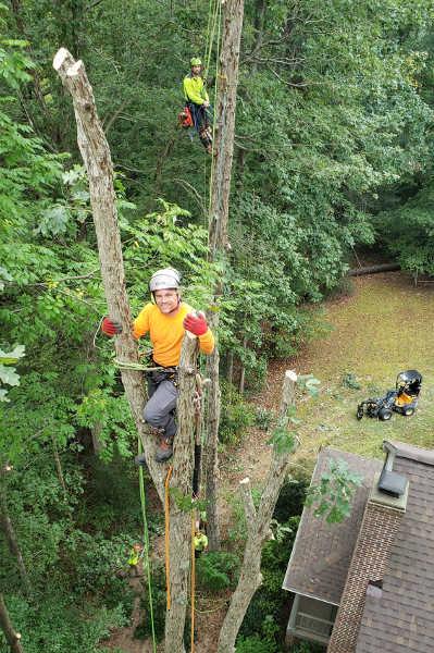 qualified climber